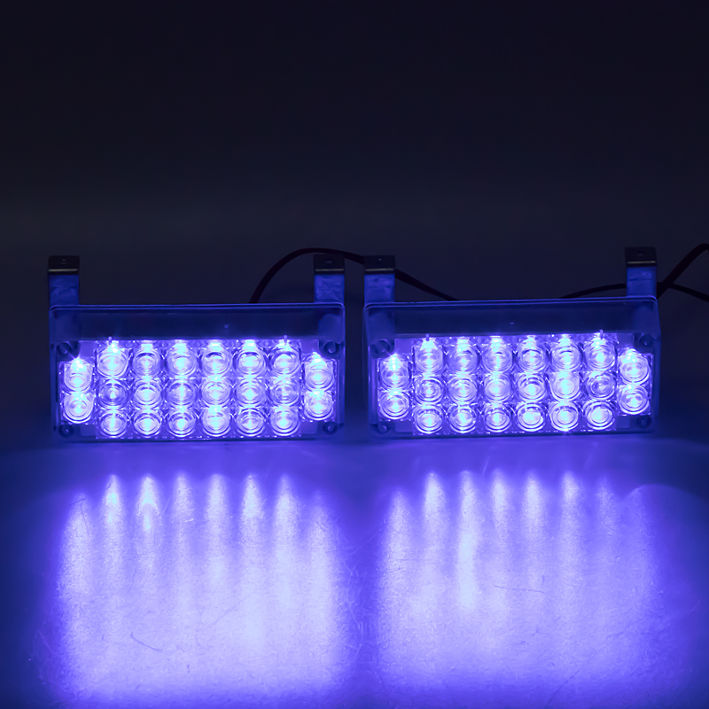 PREDATOR LED vnější, 12V, modrý
