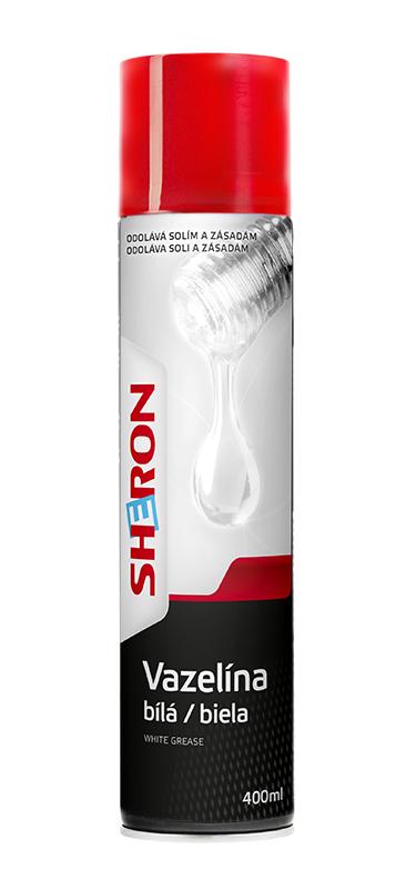 Bílá vazelína SHERON 400 ml