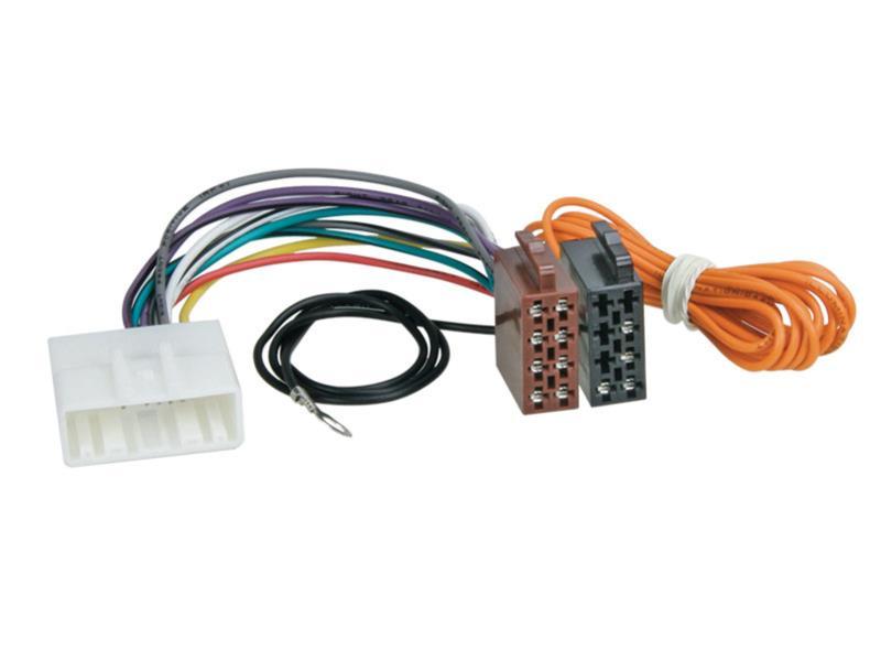Konektor ISO Nissan 2007-, Opel, Subaru