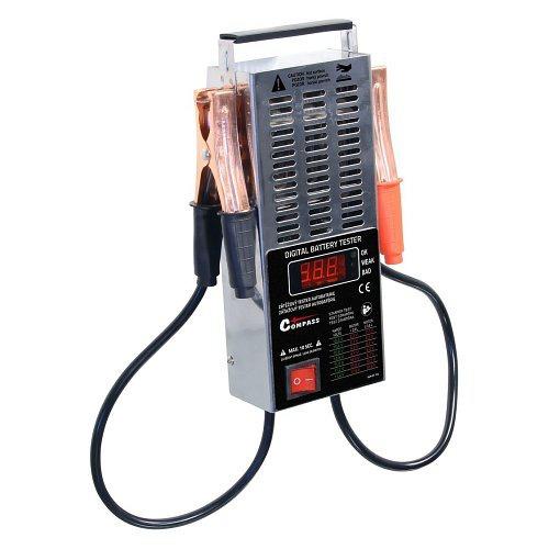 Tester akumulátoru Profi LED