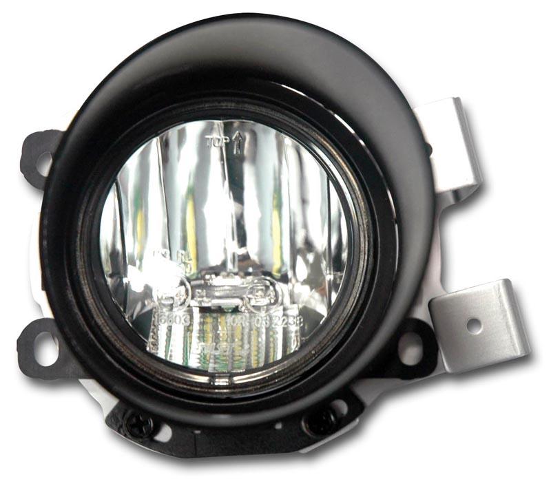 LED světla denní/mlhová VW Passat 2006-10, ECE