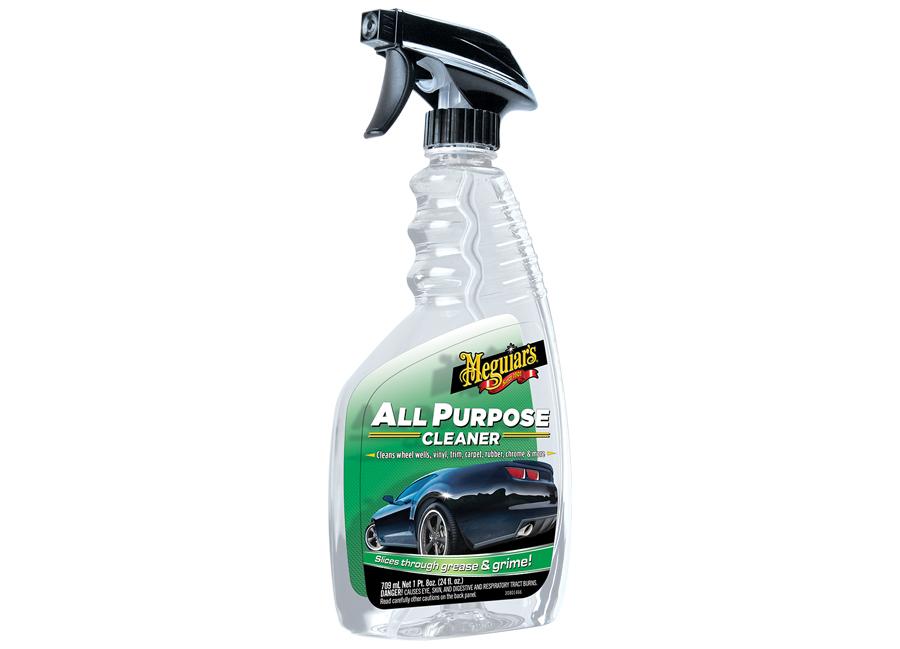 Meguiars All Purpose Cleaner - víceúčelový čistič interiéru a exteriéru, 710 ml