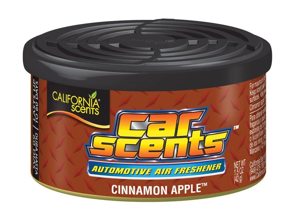 Osvěžovač vzduchu California Scents, vůně Car Scents - Jablečný štrůdl