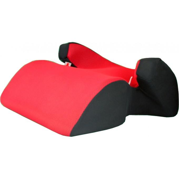 Podsedák do auta 15-36KG červený polystyrenový