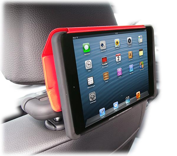 Držák iPad mini na opěrku