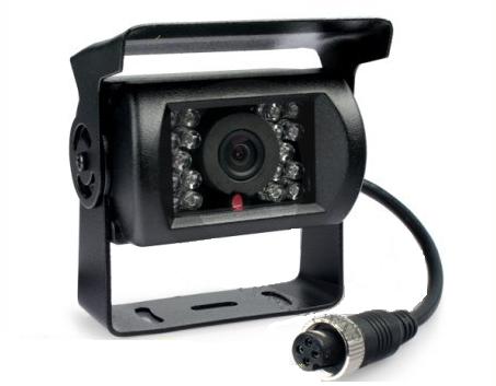 Couvací kamera Truck/bus - 4 pin s nočním viděním