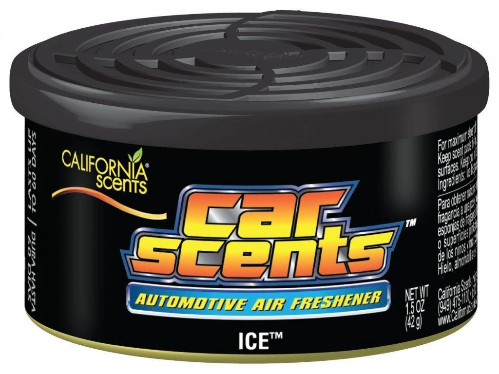 Osvěžovač vzduchu California Scents, vůně Car Scents - Ledově svěží