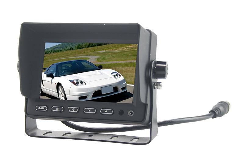 """SET kamerový systém s monitorem 5"""""""