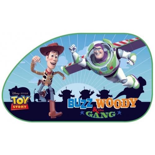 Sluneční clony boční šikmé - Toy story 2ks