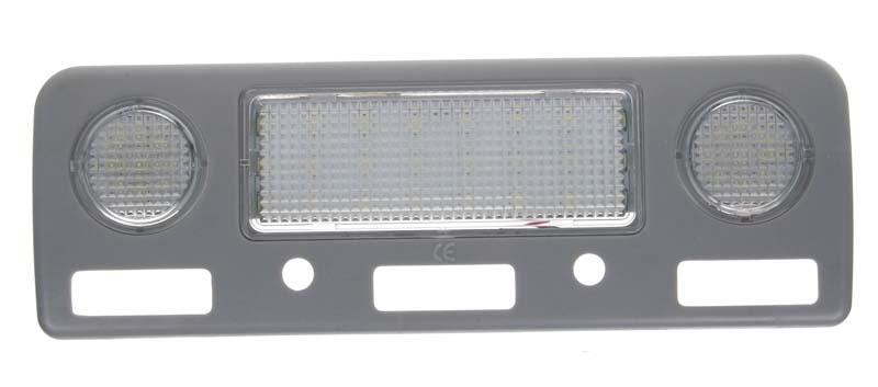 LED osvětlení interiéru do vozu BMW E39
