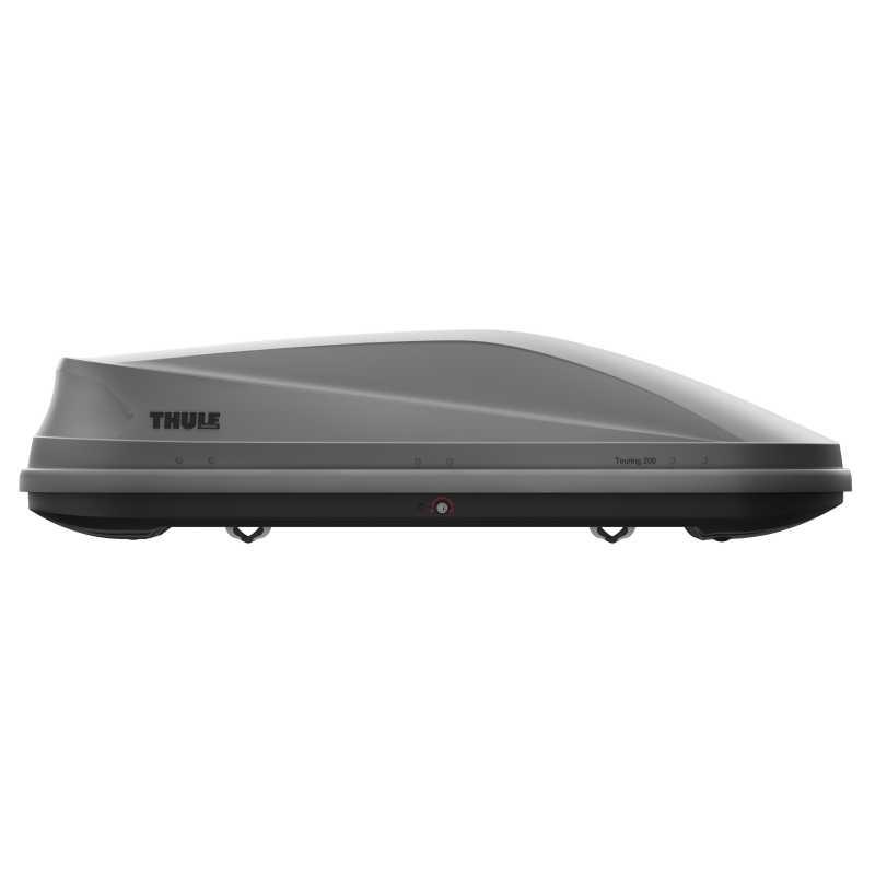 Střešní box Thule Touring 200 Aeroskin titanový