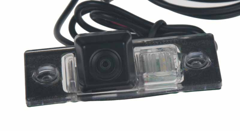 Kamera s LED formát PAL do vozu VW Touareg, Škoda Yeti, Fabia, Superb I, Passat 01-05