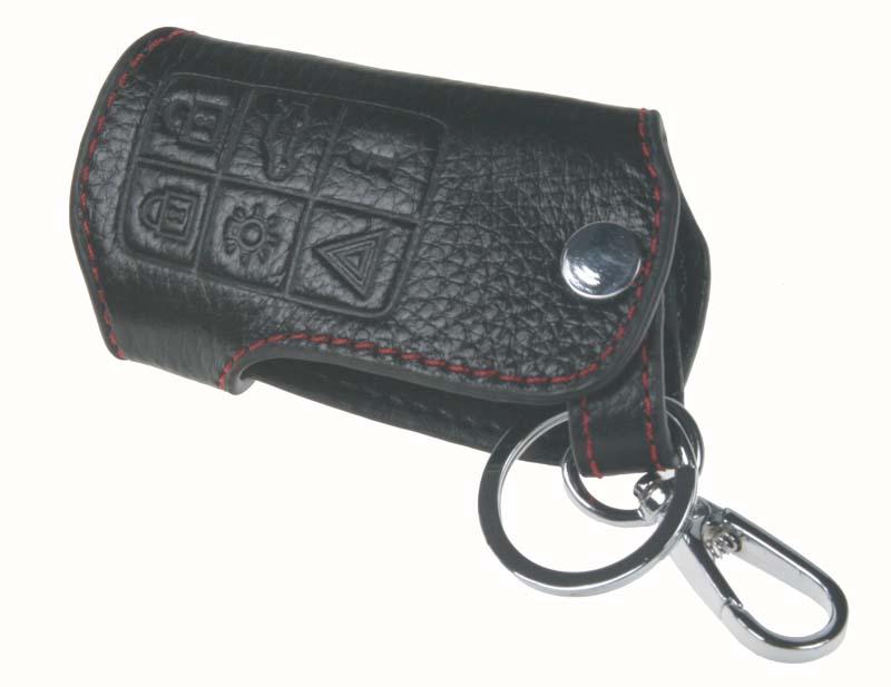 Kožený obal pro klíč Volvo XC60/S80/S80L