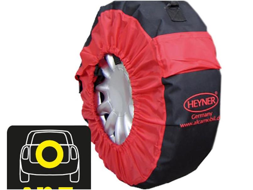 "Obal na pneu SUV HEYNER PREMIUM 1 ks XL 14-20"""