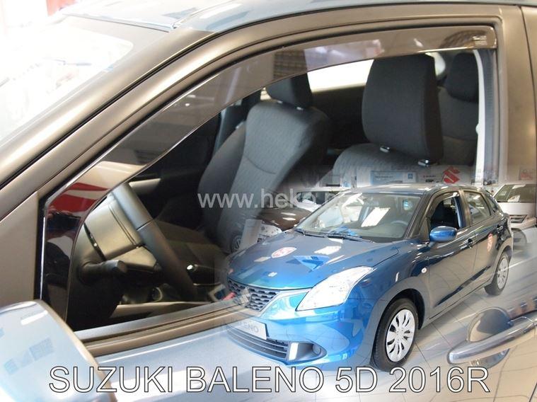 Ofuky oken - Suzuki Baleno 5D 16R, přední