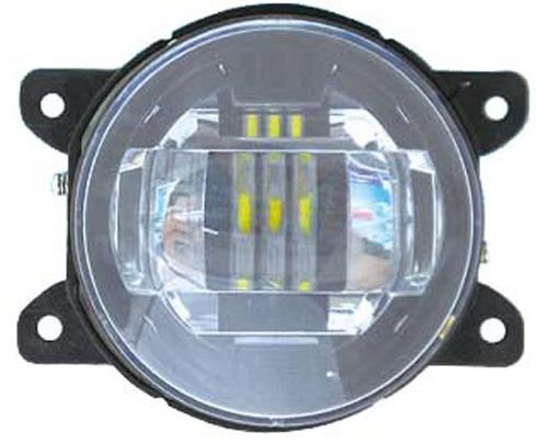 LED mlhová světla, homologace