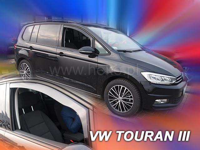 Ofuky oken - VW Touran 5D 15R, přední