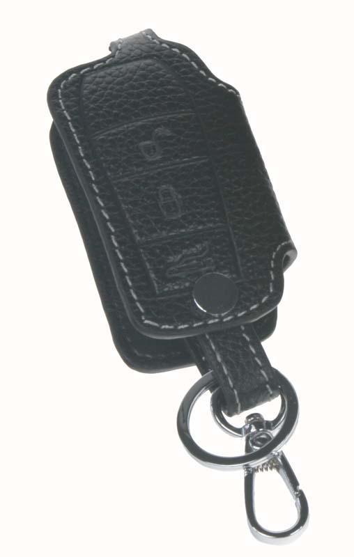 Kožený obal pro klíč Porsche 911, Cayenne