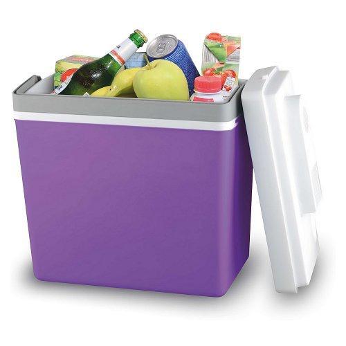 Chladící box 23 litrů Purple 220/12V