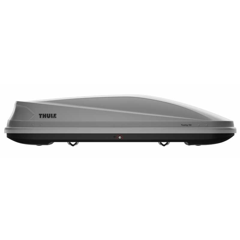 Střešní box Thule Touring 780 Aeroskin titanový