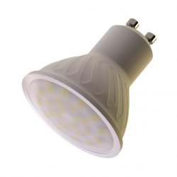 LED žárovka SPOT GU10 7W bílá studená EMOS