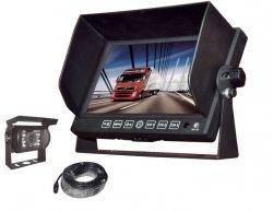 LCD + couvací kamery