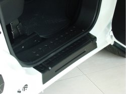 Kryty prahů FIAT Doblo 2010->