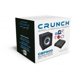 Subwoofer v boxu Crunch CBP500