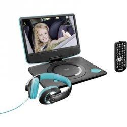 """DVD přenosný přehrávač s DVB-T Lenco DVP-934 9"""""""