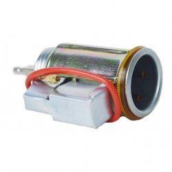 Zásuvka zapalovače podsvětlená - 12V