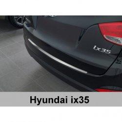 Ochranná lišta hrany kufru - HYUNDAI ix 35
