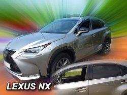 Ofuky oken - Lexus NX 5D 14R (+zadní)