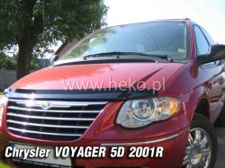 Lišta kapoty CHRYSLER Voyager r.v. 2001-2007