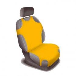 Autotrika - Přední Bavlněné - žlutá