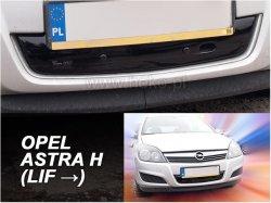 Zimní clona Opel Astra H 4/5D r.v. 2007-2014 (dolní)