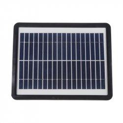 Solární nabíječka 6W pro udržovací dobíjení baterií + dobíjení mobilních telefonů