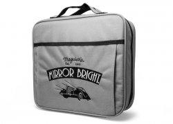 Meguiar's Mirror Bright Bag - taška na autokosmetiku s motivem Mirror Bright, 31 cm x 9cm