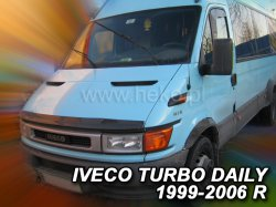Lišta kapoty IVECO Daily r.v. 1999-2006