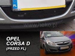 Zimní clona Opel Corsa D r.v.2006-2011