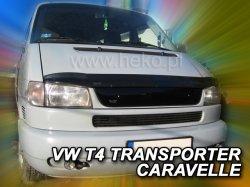 Zimní clona VW Caravela/T4 r.v.1999-2003 (šikmá světla)