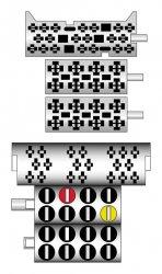 Kabeláž pro HF PARROT/OEM OPEL 2000- (36-pól ISO)