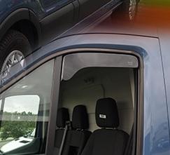 Ofuky oken - Lada Niva 1600 2D OPK, přední