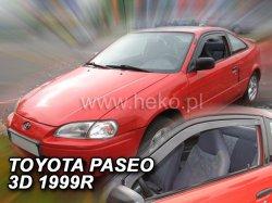 Ofuky oken - Toyota Paseo 3D 91-99R, přední