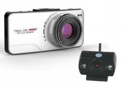 """2 kanálová kamera + 2,7"""" LCD monitor pro záznam obrazu"""