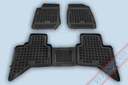 Gumové koberce 28mm ISUZU D-Max 2012->