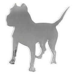 3D logo DOG samolepící PLASTIC