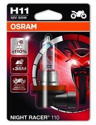 Autožárovky Osram H11 55W PGJ 19-2 Night Racer 110 - 1ks
