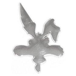 3D logo COYOTE samolepící PLASTIC