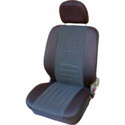AUTOPOTAHY CLASSIC škoda fabia I s dělenou zadní sedačkou šedé