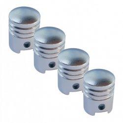 Čepičky na ventilky písty 4ks